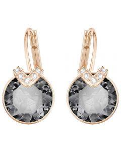 Swarovski Bella V Grey Earrings 5299317