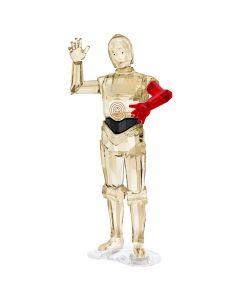 Swarovski Star Wars C-3PO Figurine 5290214
