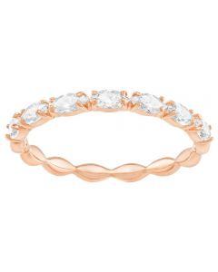 Swarovski Vittoire Rose Gold Tone Ring 5366583