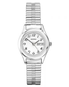 Sekonda Ladies Day Date Expandable Bracelet Watch 2842