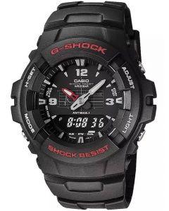 Casio G-Shock Classics Black Watch G-100-1BVMUR
