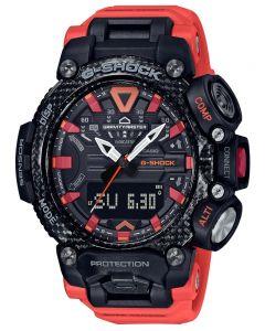 Casio Master Of G Gravitymaster Orange Smartwatch GR-B200-1A9ER