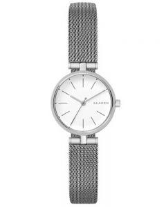 Skagen Mens Signatur T-Bar Steel Mesh Bracelet Watch SKW2642