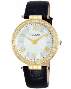 Pulsar Ladies Dress Strap Watch PM2108X1