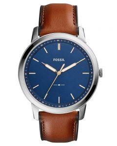 Fossil Minimalist Mens Strap Watch FS5304
