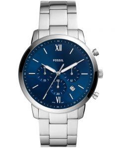 Fossil Neutra Blue Bracelet Watch FS5792
