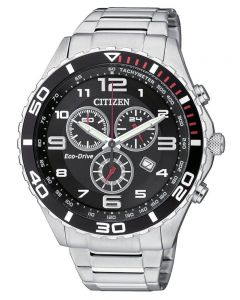 Citizen Mens Chronograph Bracelet Watch AT2121-50E