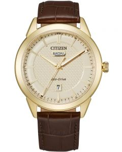 Citizen Mens Corso Eco-Drive Watch AW0092-07Q