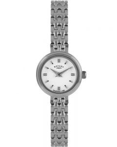 Rotary Ladies Stainless Steel Bracelet Watch LB02086-02