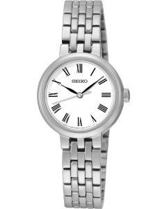 Seiko Ladies Discover More Silver Bracelet Watch SRZ461P1