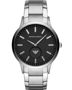 Emporio Armani Mens Bracelet Watch AR11118