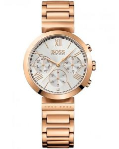 BOSS Ladies Classic Sport Rose Bracelet Watch 1502399