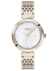 BOSS Ladies Celebration Rose Bracelet Watch 1502480