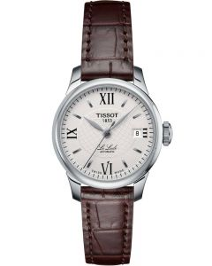 Tissot Ladies T-Classic Le Locle Brown Watch T41.1.113.77