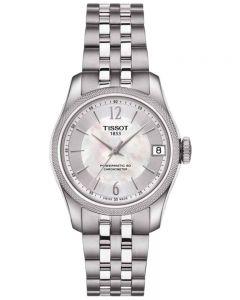 Tissot Ladies T-Classic Ballade Powermatic 80 Watch T108.208.11.117.00