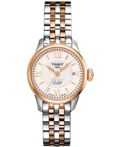 Tissot Ladies T-Classic Le Locle Bracelet Watch T41.2.183.33