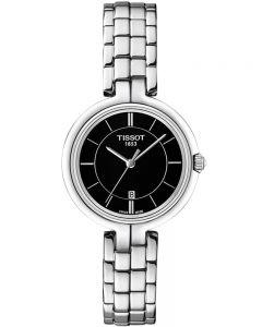 Tissot Ladies T-Lady Flamingo Black Watch T094.210.11.051.00