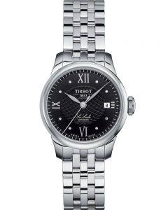 Tissot Ladies T-Classic Le Locle Black Watch T41.1.183.56
