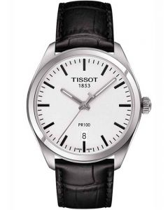 Tissot Mens T-Classic PR-100 Strap Watch T101.410.16.031.00
