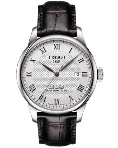 Tissot Mens T-Classic Le Locle Powermatic Strap Watch T006.407.16.033.00