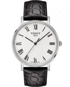 Tissot Mens T-Classic Everytime Medium Black Watch T109.410.16.033.01