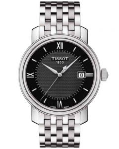 Tissot Mens T-Classic Bridgeport Watch T097.410.11.058.00