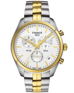 Tissot Mens T-Classic PR-100 Chronograph Watch T101.417.22.031.00