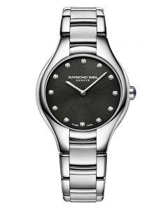 Raymond Weil Ladies Noemia Bracelet Watch 5132-ST-20081
