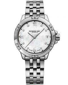 Raymond Weil Ladies Classic Diamond Tango Bracelet Watch 5960-ST-000995