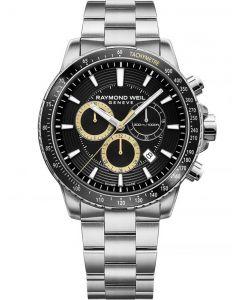 Raymond Weil Mens Tango Chronograph Watch 8570-ST1-20701