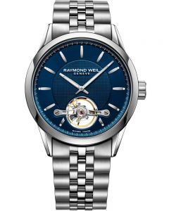 Raymond Weil Freelancer Blue Bracelet Watch 2780-ST-50001
