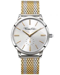 THOMAS SABO Ladies Glam Spirit Mesh Bracelet Watch WA0272-282-201-33 MM