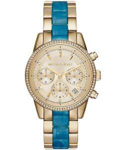 Michael Kors Ladies Ritz Bracelet Watch MK6328