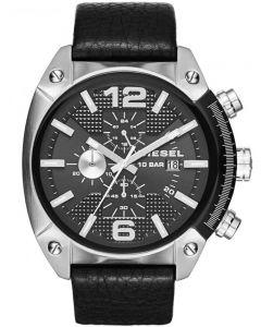 Diesel Mens Overflow Chronograph Strap Watch DZ4341