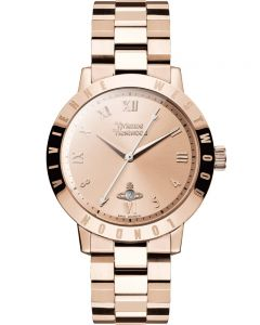 Vivienne Westwood Ladies Bloomsbury Bracelet Watch VV152RSRS