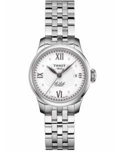 Tissot Ladies T-Classic Le Locle Silver Watch T41.1.183.16