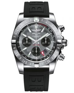 Second Hand Breitling Mens Chronomat 44 GMT Watch AB042011