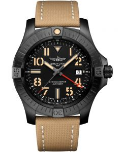 Breitling Avenger Automatic GMT 45 Night Mission Watch V32395101B1X2