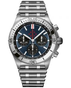 Breitling Mens Limited Edtion Chronomat Red Arrows Watch AB01347A1C1A1