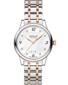 Montblanc Ladies Boheme Automatic Two Colour Date Bracelet Watch 119098
