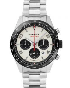 Montblanc Mens Timewalker Manufacture Chronograph Bracelet Watch 118490