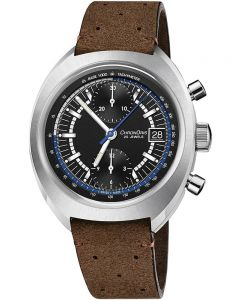 Oris Mens Williams ChronORIS 40th Anniversary Limited Edition Strap Watch 673 7739 4084-SET LS