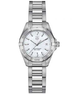 TAG Heuer Ladies Aquaracer Quartz Bracelet Watch WBD1411.BA0741