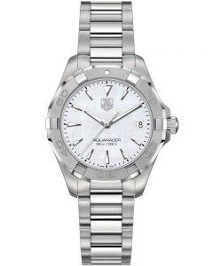 TAG Heuer Ladies Aquaracer Quartz Bracelet Watch WBD1311.BA0740