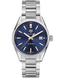 TAG Heuer Ladies Carrera Quartz Bracelet Watch WAR1112.BA0601