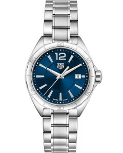 TAG Heuer Ladies Formula 1 Quartz Blue Dial Bracelet Watch WBJ1412.BA0664
