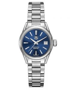 TAG Heuer Ladies Carrera Calibre 9 Bracelet Watch WAR2419.BA0776