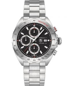 TAG Heuer Mens Formula 1 Calibre 16 Chronograph Bracelet Watch CAZ2010.BA0876