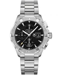 TAG Heuer Mens Aquaracer Calibre 16 Chronograph Bracelet Watch CAY2110.BA0927