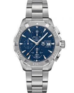 TAG Heuer Mens Aquaracer Calibre 16 Chronograph Bracelet Watch CAY2112.BA0927